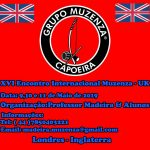 XVI Encontro Internacional Muzenza UK