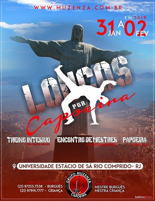 Loucos Por Capoeira