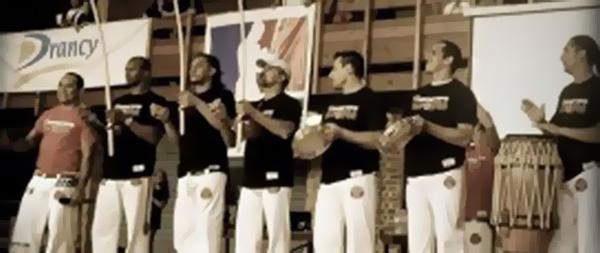 Grupo Muzenza Capoeira Bateria