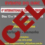 4º Internationales Capoeira Treffen