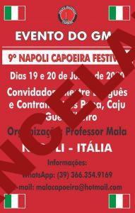 9º Napoli Capoeira Festival