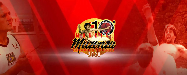 10º Mundial Capoeira Muzenza 2020