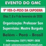 9º Ver-O-Peso da Capoeira