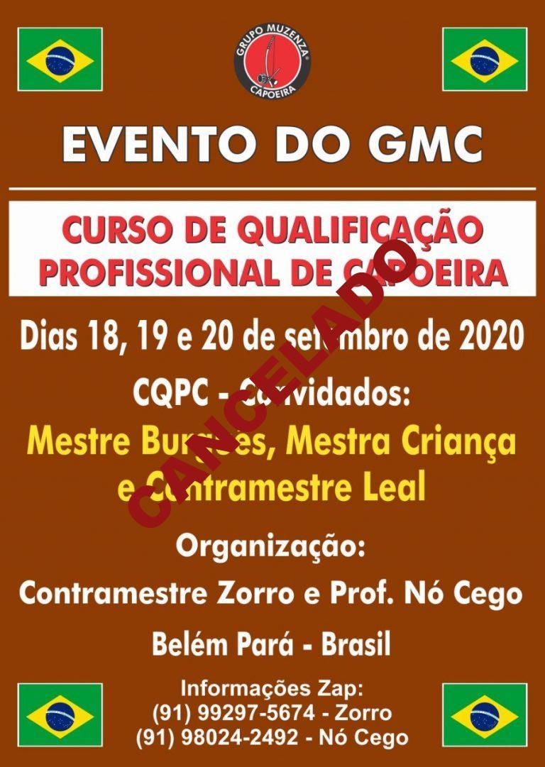 Curso de Qualificação Profissional de Capoeira