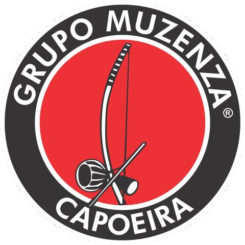 Grupo Muzenza Capoeira Logo