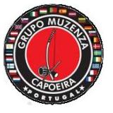 Grupo Muzenza Capoeira Logo Bandeiras