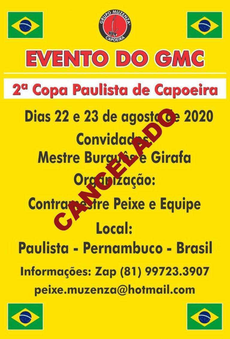 2ª Copa Paulista de Capoeira