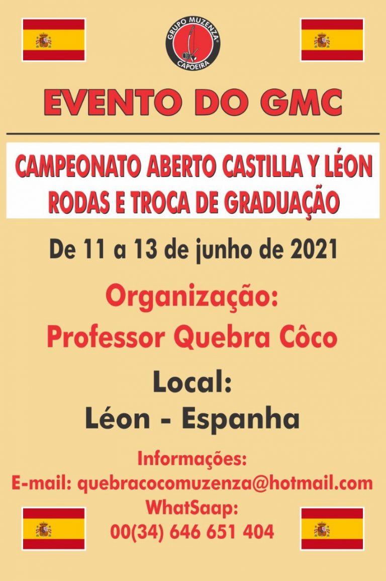 Campeonato Aberto Castilla y Léon
