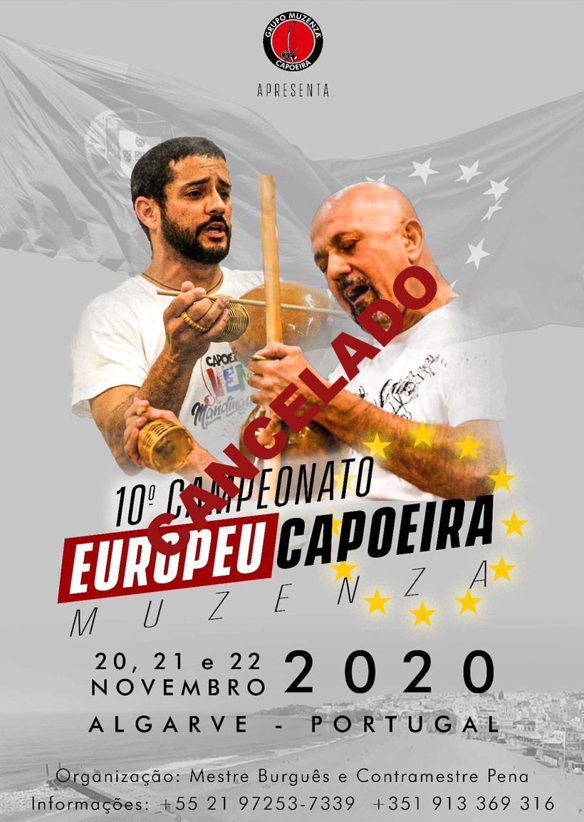 Grupo Muzenza 10º Campeonato Europeu