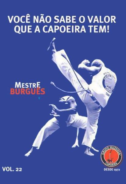CDs Grupo Muzenza de Capoeira
