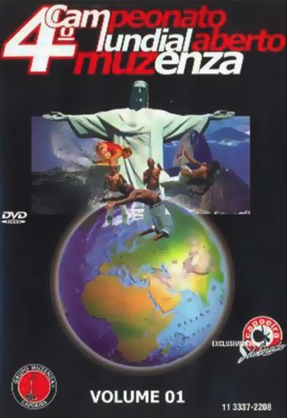 Publicações Muzenza DVD