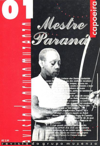 Publicações Muzenza Revistas