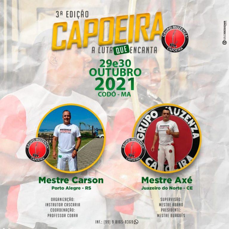 Capoeira A Luta Que Encanta