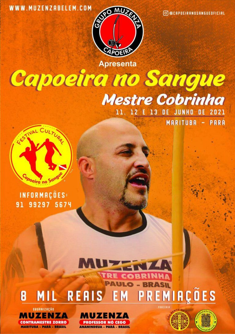 Capoeira no Sangue