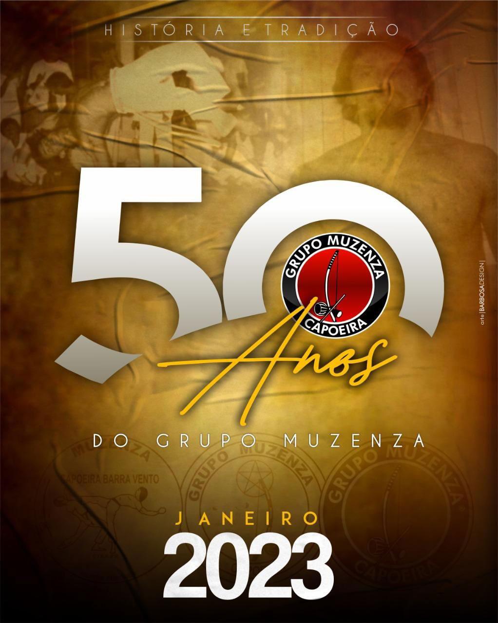 50 Anos do Grupo Muzenza